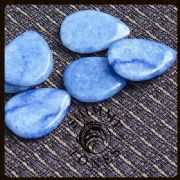 Shimmy Tones - Blue Aventurine - 4 Picks | Timber Tones